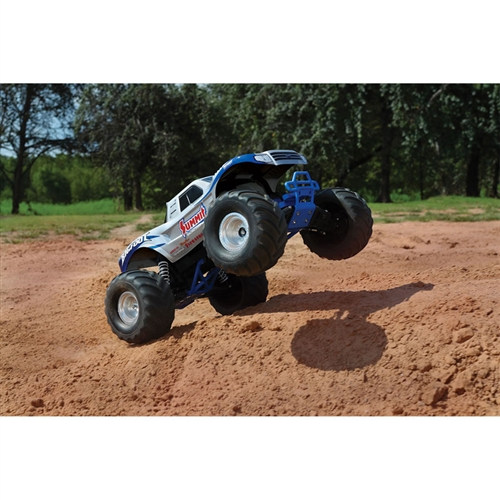 Traxxas BIGFOOT Modern 2WD RTR RC Truck w/Battery & Quick Charger
