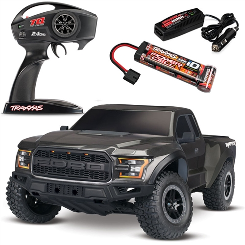 Traxxas 2017 Ford Raptor Slash XL-5 2WD RTR RC Truck
