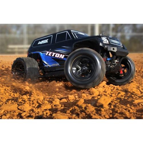 LaTrax Teton 1/18 Scale 4WD RTR RC Monster Truck