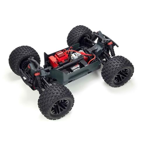ARRMA Granite 4x4 Mega Monster Truck RTR - Red/Black