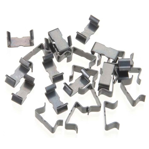 AFX HO Slot Car Track Clip 25-pack