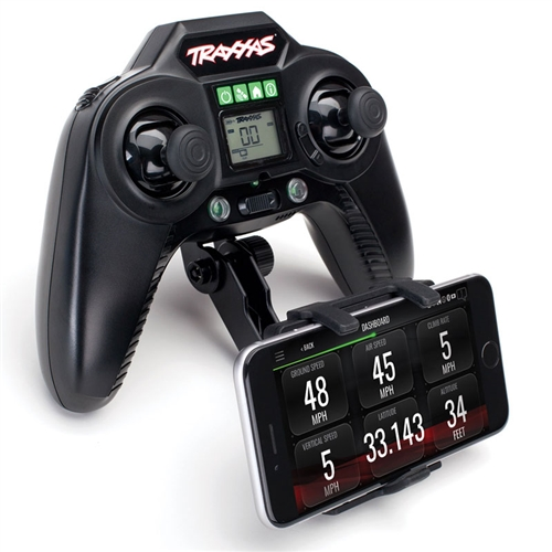 Traxxas Phone Mount for TQi & Aton Transmitters