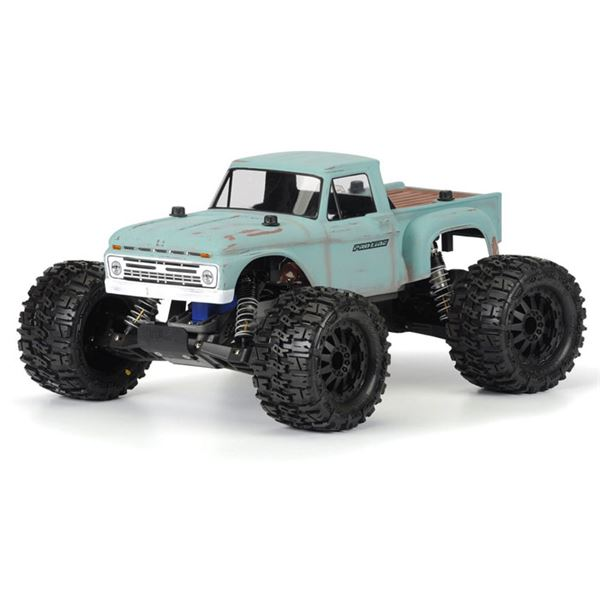 Pro-Line 1966 Ford F-100 Body for Stampede 2WD 4x4