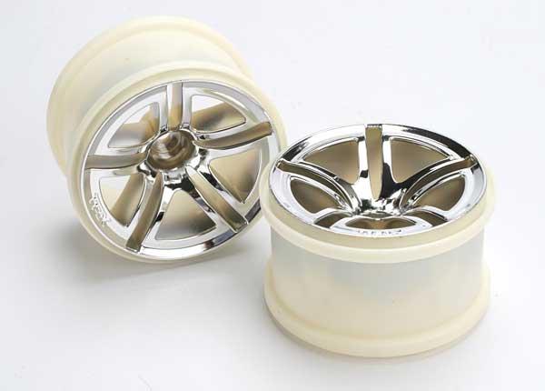 """Rear Wheels, Twin-Spoke 2.8"""" (2): Jato"""