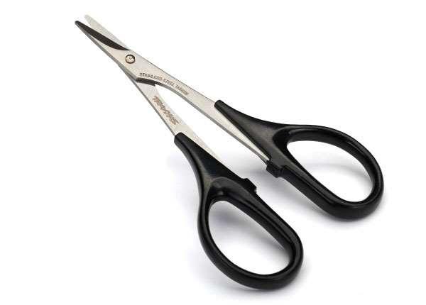 Traxxas Straight Tip Body Scissors