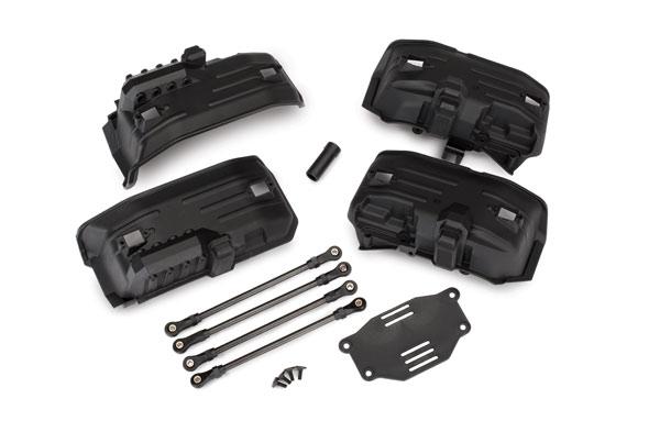 Traxxas TRX-4 Short Wheelbase Chassis Conversion Kit (long to short WB)