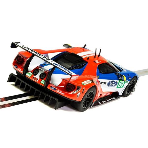 Scalextric Ford GTE n.69 Le Mans 2017 1/32 Slot Car