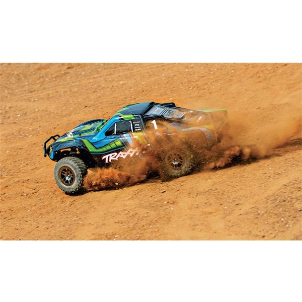 Traxxas Slash 4x4 Ultimate Short Course Truck & 60MPH 3S LiPo Combo