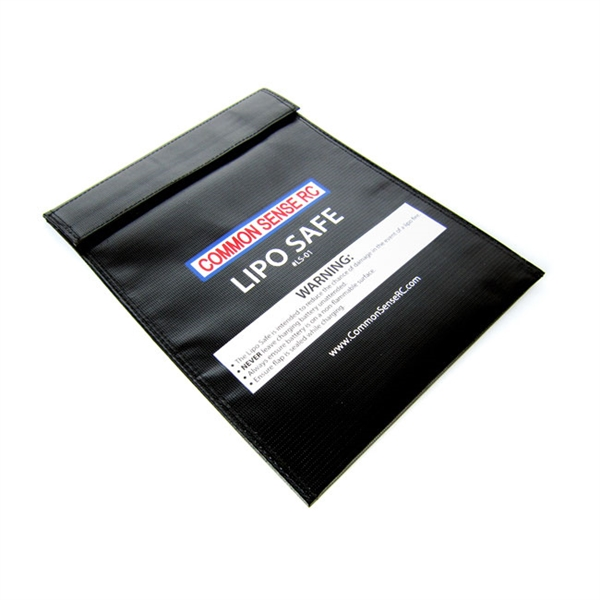 LiPo Safe Charging & Storage Bag for up to 8S Batteries
