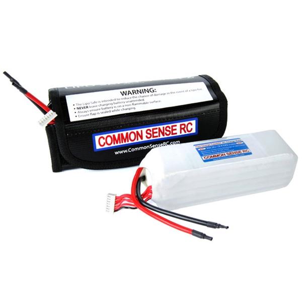 LiPo Safe Pocket Charging & Storage Bag up to 6S Batteries