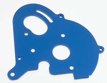 Traxxas Single Motor Installation Plate: E-Maxx 16.8V