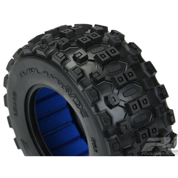 Pro-Line Badlands MX SC 2.2/3.0 M2 Short Course Truck Tires (2)