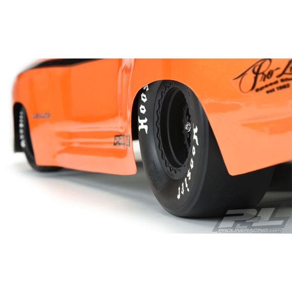 Pro-Line Hoosier Drag Slick 2.2/3.0 MC Clay Drag Racing Tires for Short Course Rear