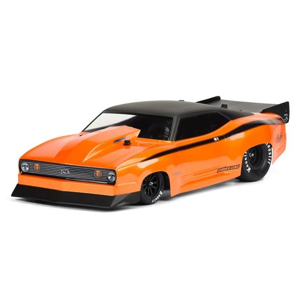 Pro-Line Octane Drag Body for Slash 2WD & 4x4 Drag Cars