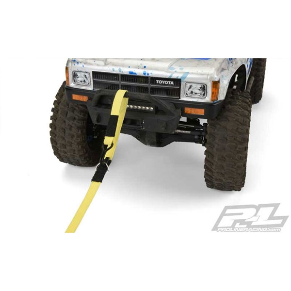 Pro-Line 1/10 Scale Crawler Recovery Tow Strap w/Duffel Bag