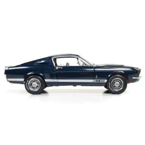 Auto World 1:18 Diecast 1967 Shelby GT-500 2+2 (Hemmings Muscle Machines & 50th Anniversary)