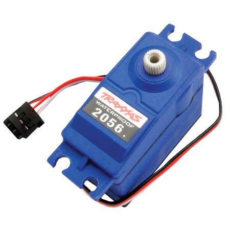 Traxxas 2056 High-Torque Waterproof Servo: E-Maxx