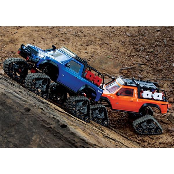 Traxxas TRX-4 Traxx Trail RC 4x4 Crawler RTR w/Full LED Kit