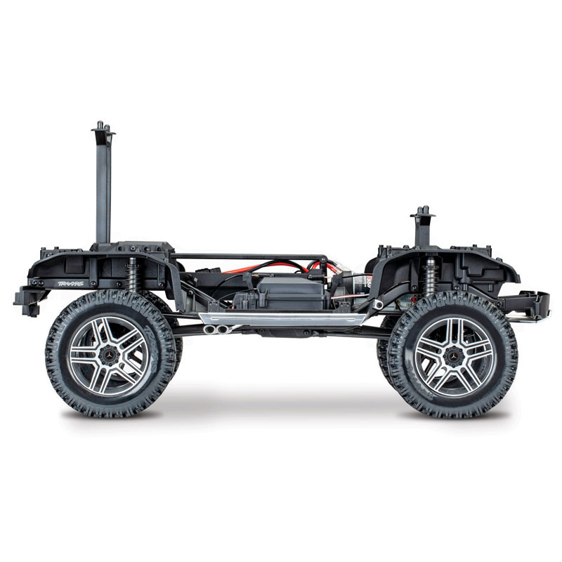 Traxxas TRX-4 Mercedes-Benz G500 RTR RC Crawler Chassis Side