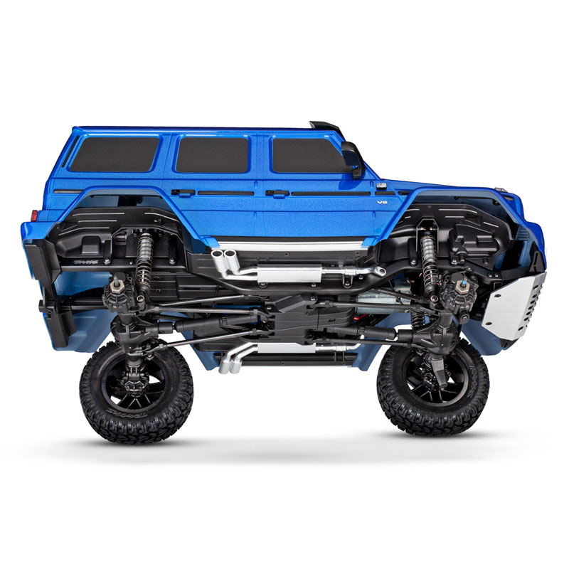 Traxxas TRX-4 Mercedes-Benz G500 RTR RC Crawler Chassis/Body with Wheels Off