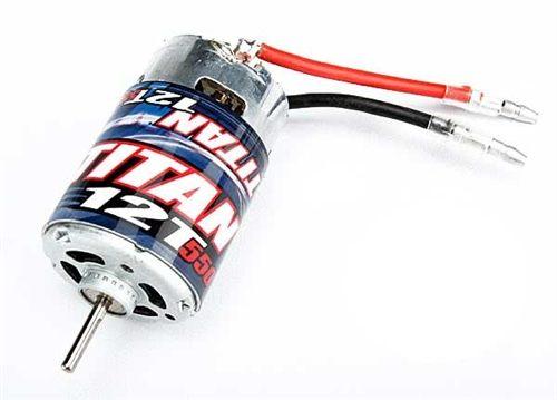 Traxxas 550 Titan 12-Turn Motor