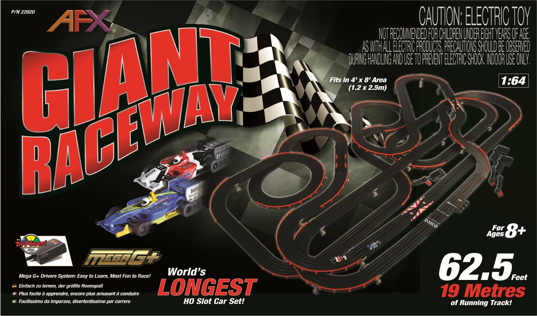 Best Choice Products Electric Slot Car Race Track Set Boy Kids Toy w/ 2 Battery Operated Cars, 2 Controllers, Customizable Courses, Degree Loops, Working Lights out of 5 stars 22 $ $ .