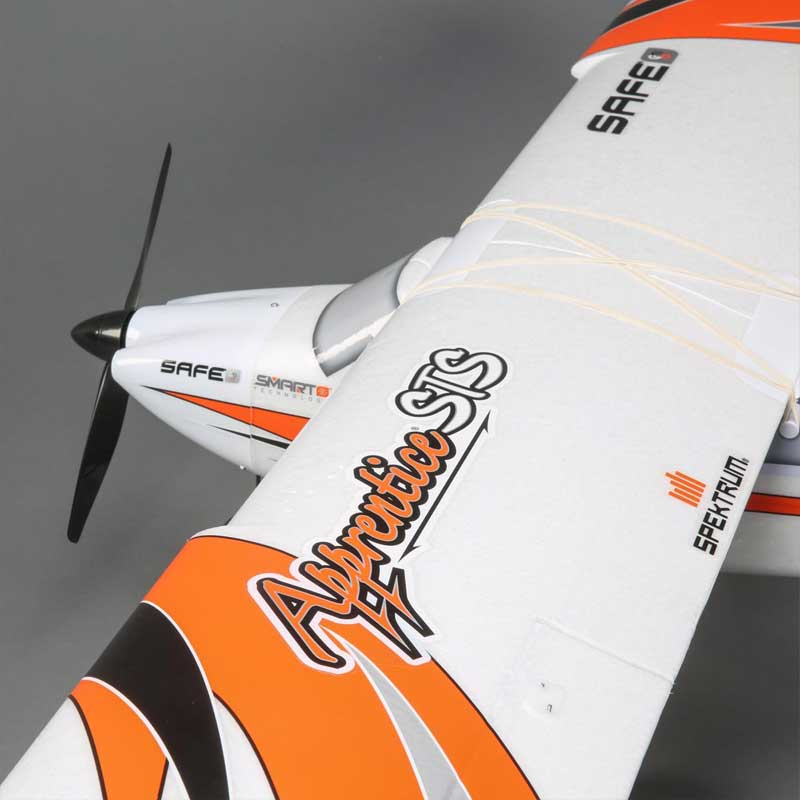 E-Flite Apprentice STS 1.5m RTF RC Airplane with SAFE & DXe Transmitter (EFL3700)