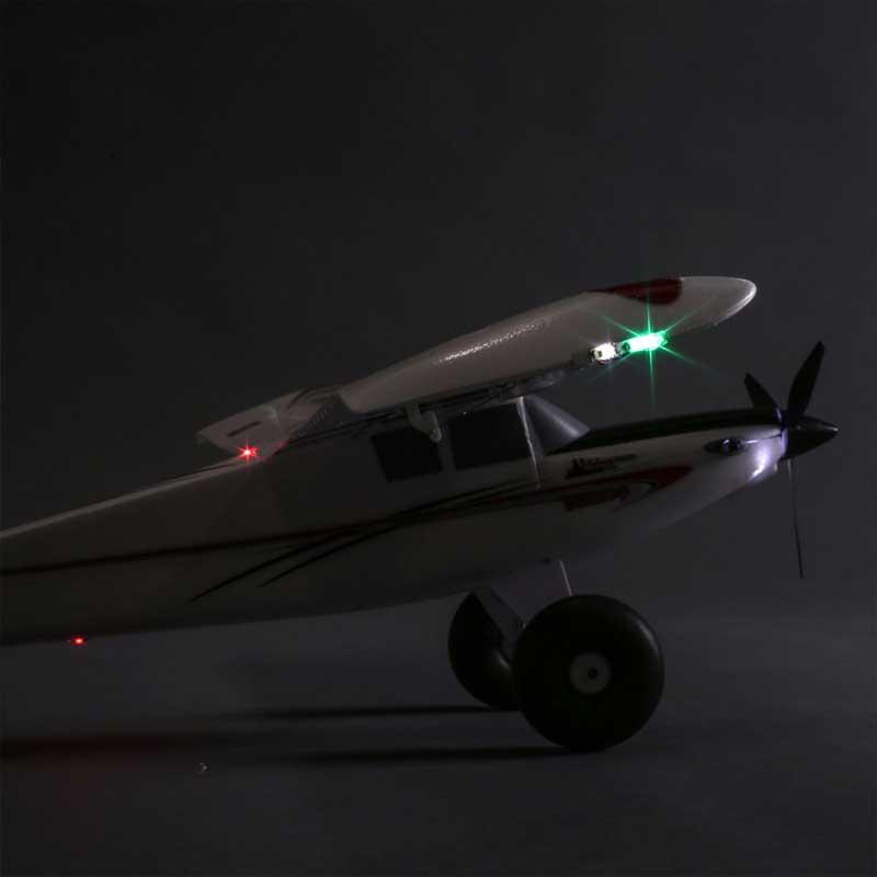 E-Flite UMX Turbo Timber BNF Basic RC Airplane (EFLU6950)