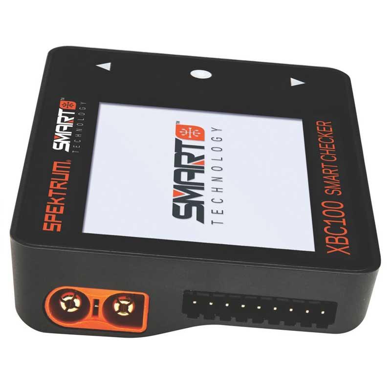 Spektrum XBC100 SMART Battery Checker & Servo Driver (SPMXBC100)