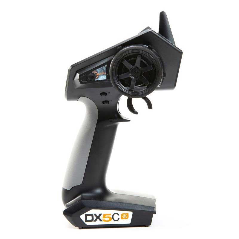 Spektrum DX5C Smart 5-Channel DSMR Transmitter w/AR6100AT (SPM5120)
