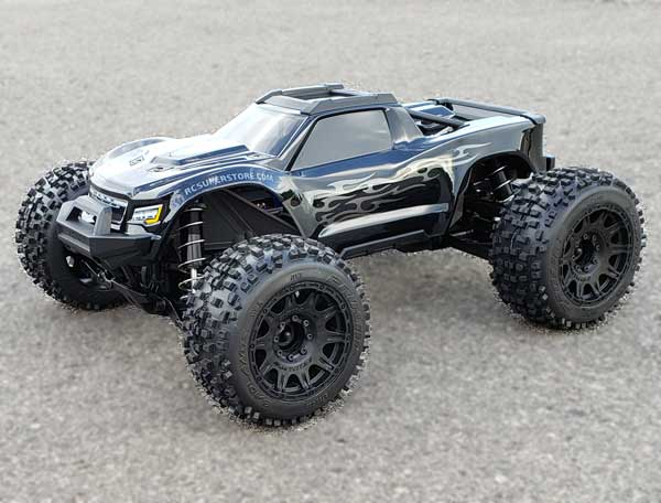 RC Superstore Giveaway 4 Traxxas Maxx 4S Monster Truck