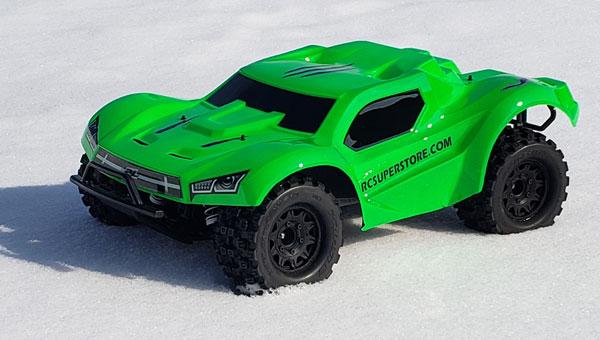 Traxxas Slash 4x4 Monster Slash Giveaway Truck