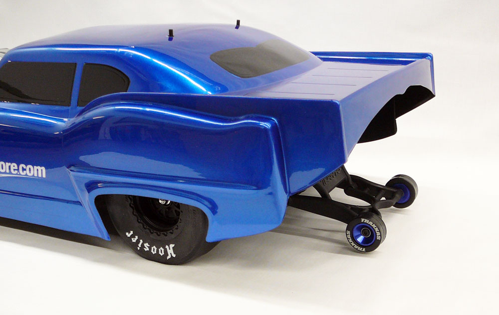 Slash VXL Pro-Mod Drag Car Left Rear