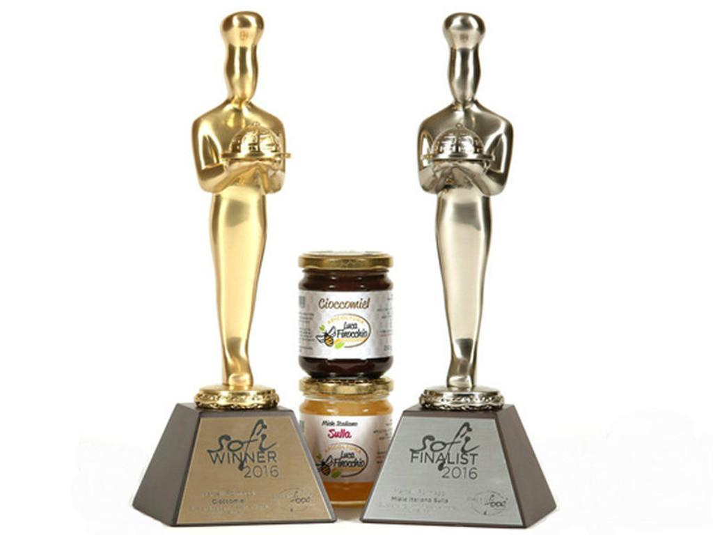The 2016 Sofi Award Honey Set