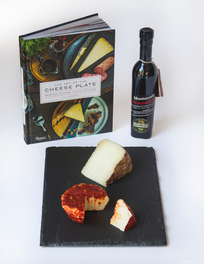 The Tia Keenan Gift Set: 'The Art of the Cheese Plate'