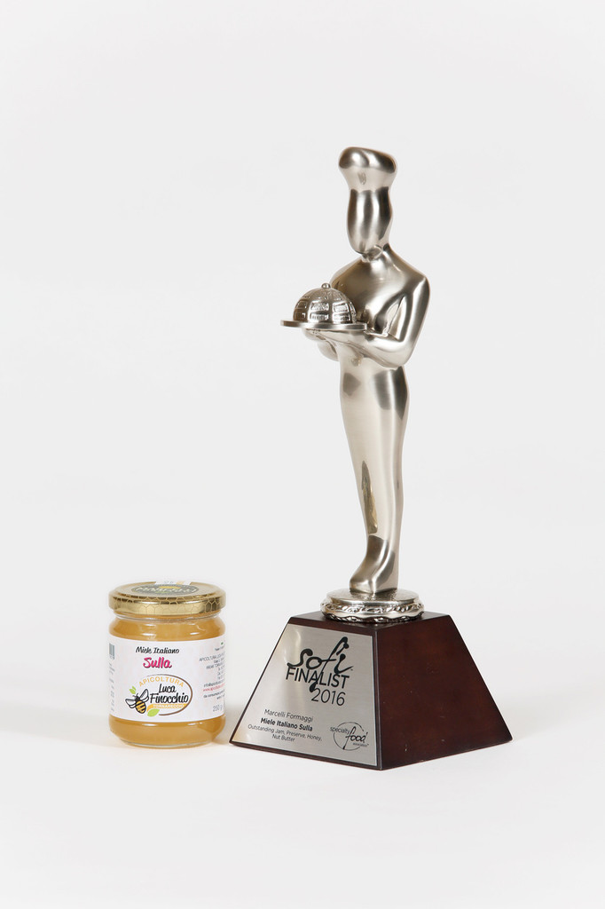 SOFI Silver Award Winner: Honeysuckle Blossom Honey 250g