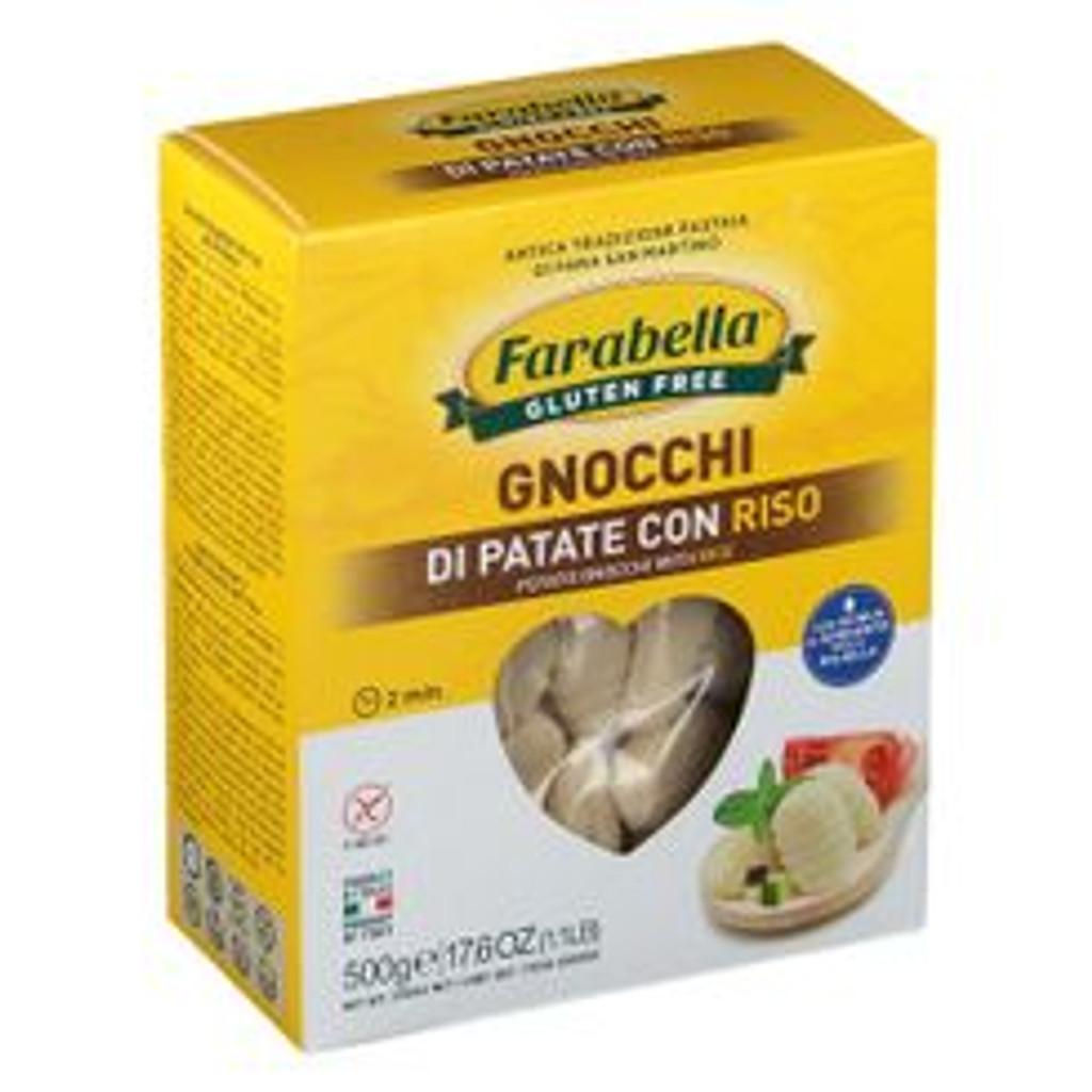 Farabella Gluten Free Potato Gnocchi 17.6 oz