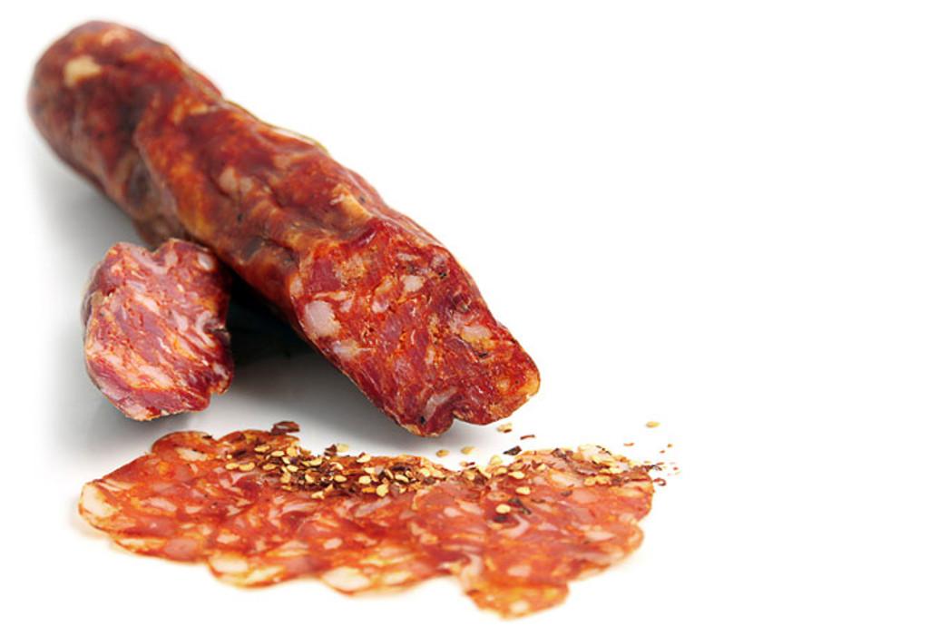 Napolitana, Spicy Dry Sausage
