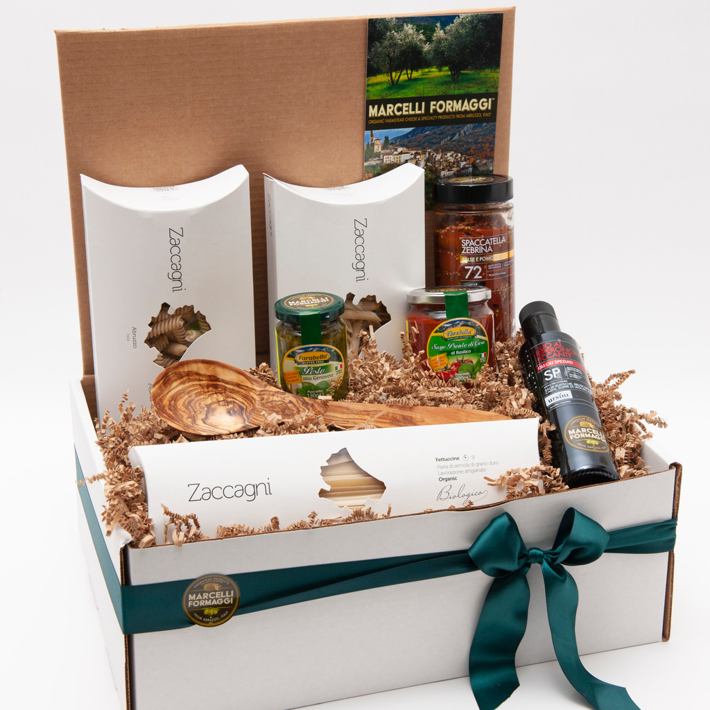 The Abruzzo Pantry Collection
