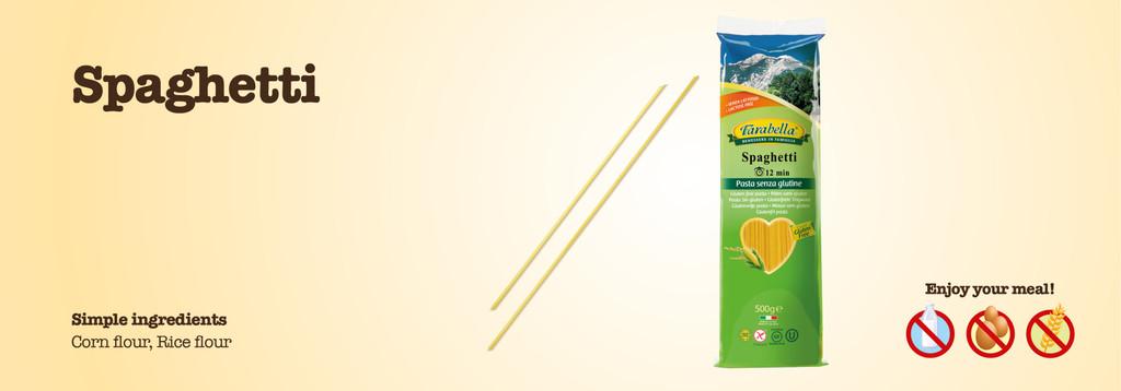 Farabella Gluten Free Spaghetti 12 oz