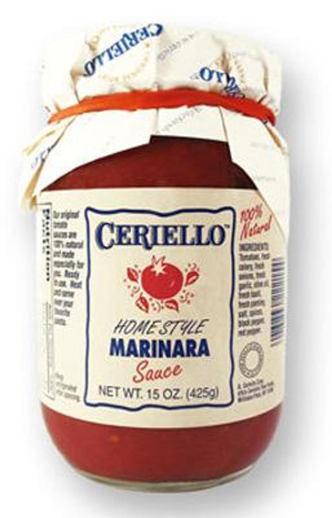 Ceriello Marinara Sauce 15 oz