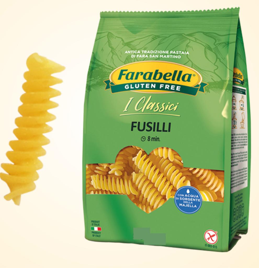 Farabella Gluten Free Fusilli 340 gr