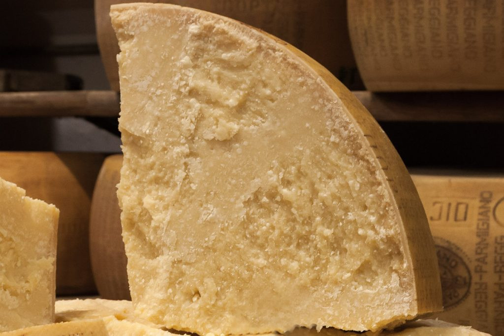 Parmigiano Reggiano D.O.P  aged 22 months 2 Lb raw milk