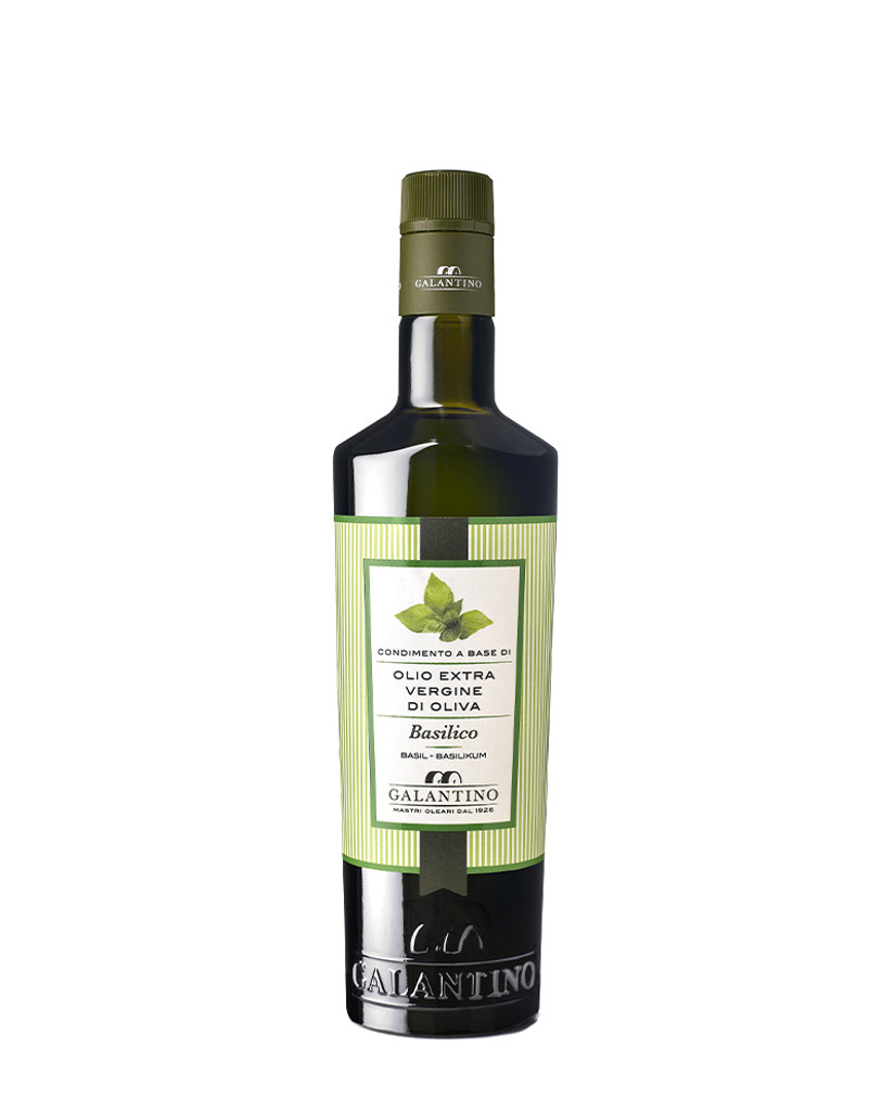 Basil Extra Virgin Olive Oil by Galantino 250ml