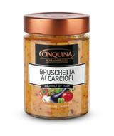 Cinquina Artichoke Bruschetta Pesto  314g