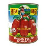Rega Whole Peeled Italian Plum Tomatoes 28 oz.