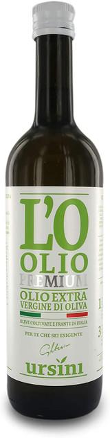 """Ursini L'O Olio Premium extra vergine """"Premium"""" 750ml"""