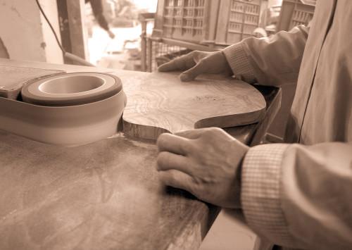 Olive Wood XL Bread Board