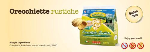 Gluten Free Orecchiette 8.8oz