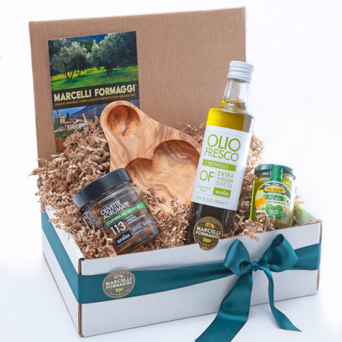 The Olive Enthusiast Gift Box